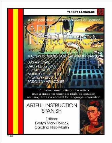 9781607130314: Artful Instruction Spanish (English and Spanish Edition)