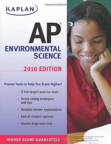 Kaplan AP Environmental Science 2010 (Kaplan Ap: Freudenrich, Craig, Gardner,