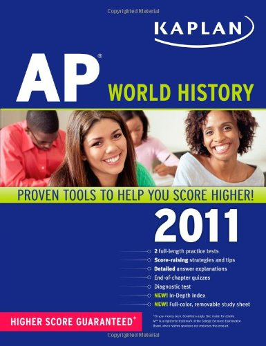 9781607145646: Kaplan AP World History 2011