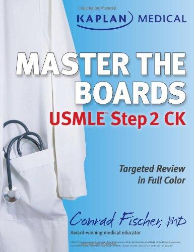9781607146537: Kaplan Medical USMLE Master the Boards Step 2 CK (Kaplan Medical Master the Boards)