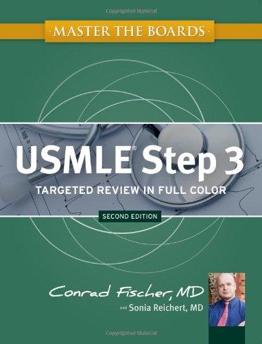 Master the Boards USMLE Step 3 (Kaplan: Conrad Fischer, Sonia