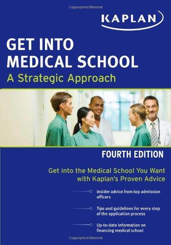 9781607148456: Get Into Medical School