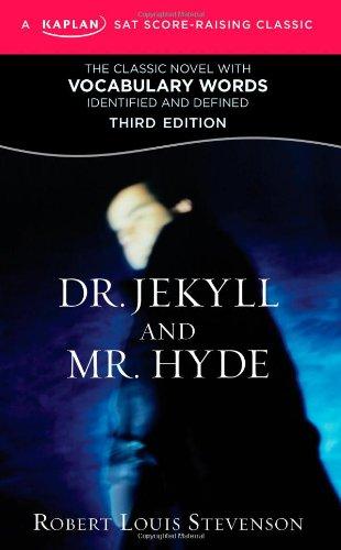 9781607148630: Dr. Jekyll and Mr. Hyde: A Kaplan SAT Score-Raising Classic (Kaplan Test Prep)