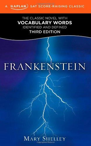 9781607148647: Frankenstein: A Kaplan SAT Score-raising Classic (Score-Raising Classics)