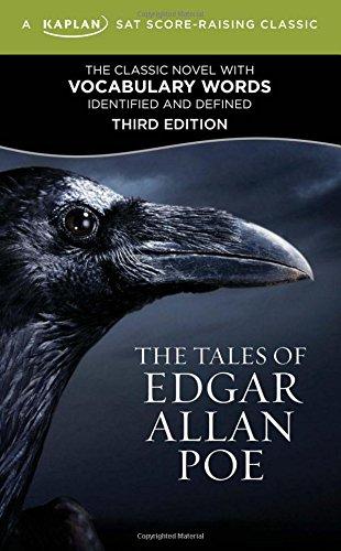 9781607148661: The Tales of Edgar Allan Poe: A Kaplan SAT Score-Raising Classic (Kaplan Test Prep)