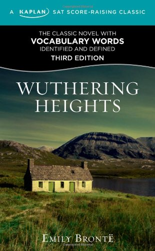 9781607148678: Wuthering Heights: A Kaplan SAT Score-Raising Classic