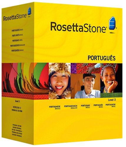 9781607177753: Rosetta Stone : Portugais (Brésil) Niveau 3 avec Audio Companion