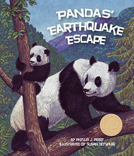 9781607180821: Pandas' Earthquake Escape (Arbordale Collection)