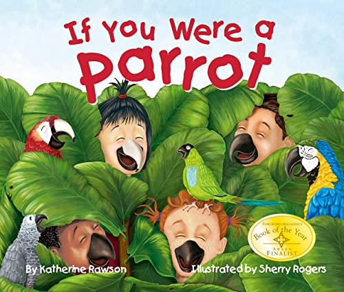 If You Were A Parrot: Katherine Rawson