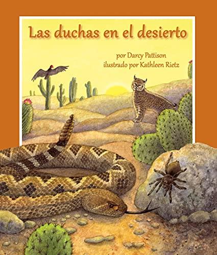 Las duchas en el desierto (Spanish Edition): Darcy Pattison