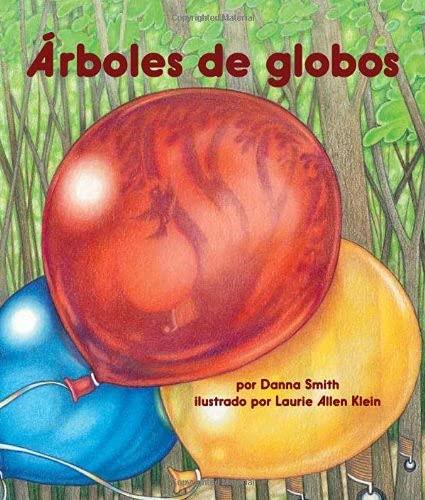 9781607187073: Los arboles de globos / Balloon Trees (Spanish Edition)