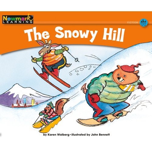 9781607190035: The Snowy Hill (Rising Readers: Level C)