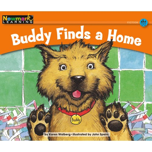 9781607190059: Buddy Finds a Home (Rising Readers)