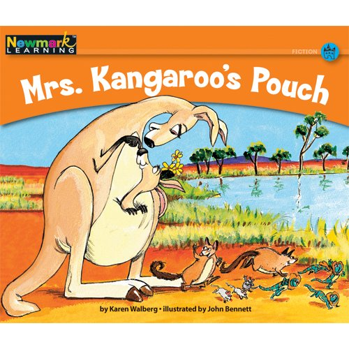 9781607190073: Mrs. Kangaroo's Pouch (Rising Readers: Level D)