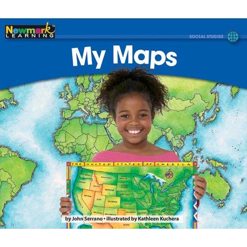 My Maps (Paperback): John Serrano