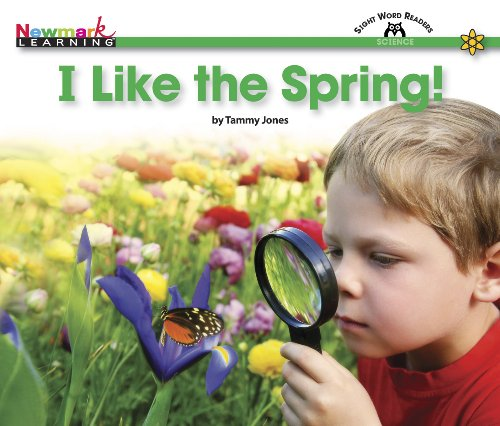 9781607191384: I Like the Spring! (Content-Area Sight Word Readers)