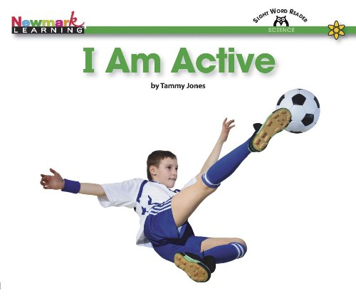 9781607191391: I Am Active (Content Area Sight Word Readers)