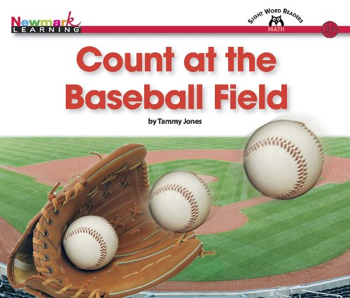 9781607191568: Count at the Baseball Field (Content Area Sight Word Readers)