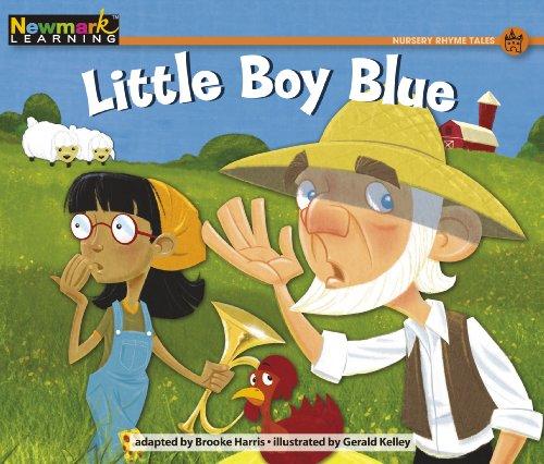Little Boy Blue (Rising Readers): Brooke Harris