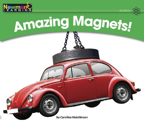 9781607193036: Amazing Magnets! (Rising Readers)