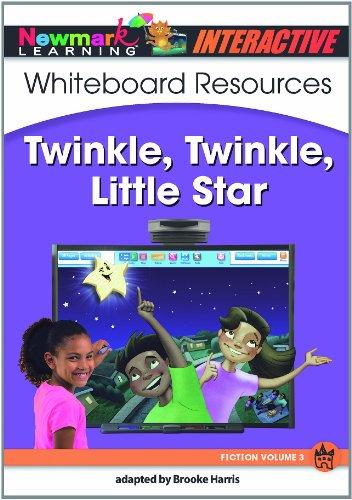 9781607198048: Twinkle, Twinkle, Little Star Interactive Whiteboard CD