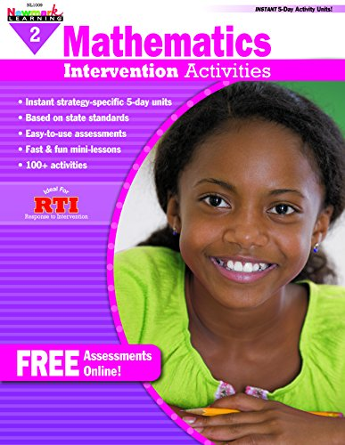 9781607199045: Everyday Intervention Activities for Math Grade 2 Book Paperback ¨C January 1, 2011