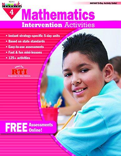 9781607199069: Mathematics Intervention Activities Grade 4 (Eia)