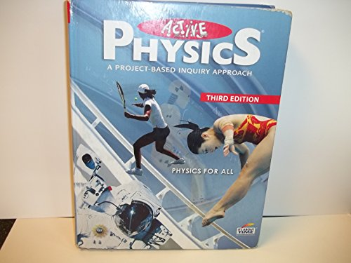 9781607204886: Active Physics