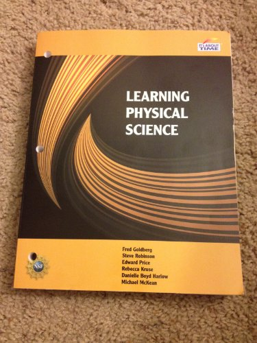 9781607205241: Learning Physical Science
