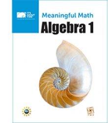 9781607206019: Meaningful Math: Algebra 1: IMP