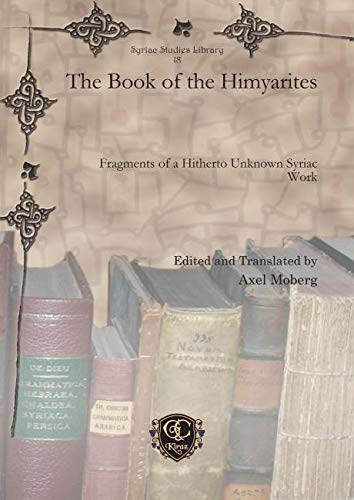 9781607248149: The Book of the Himyarites