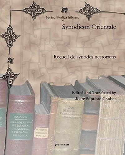 9781607249337: Synodicon Orientale: Recueil De Synodes Nestoriens