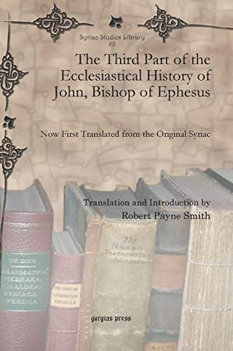 The Third Part of the Ecclesiastical History: Robert Payne Smith,
