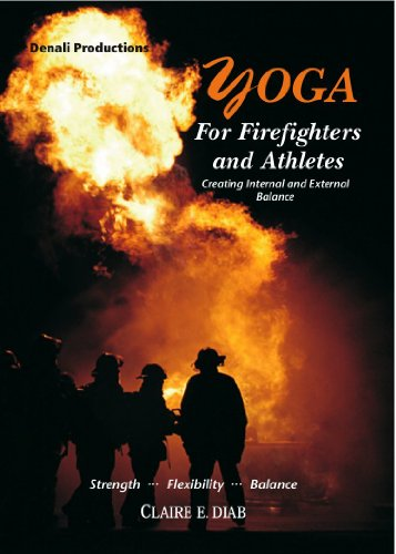 9781607250852: Yoga for Firefighters and Athletes