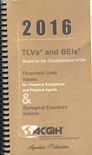 9781607260844: 2016 TLVs and BEIs