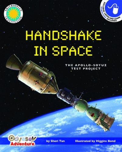 9781607271048: Handshake in Space: The Apollo-soyuz Test Project (Smithsonian Odyssey)