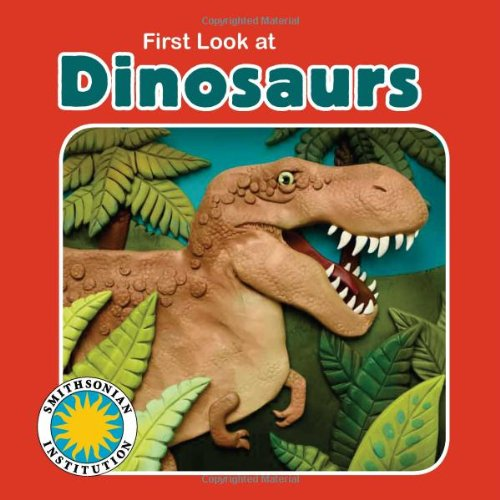 9781607272854: First Look at Dinosaurs
