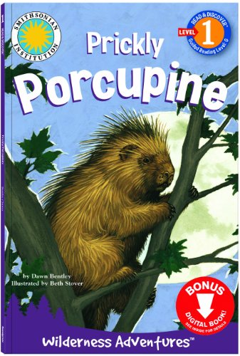 9781607278702: Prickly Porcupine (Read & Discover) (Wilderness Adventures: Read & Discover, Level 2)