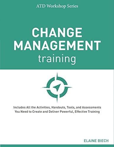 Change Management Training (Paperback): Elaine Biech