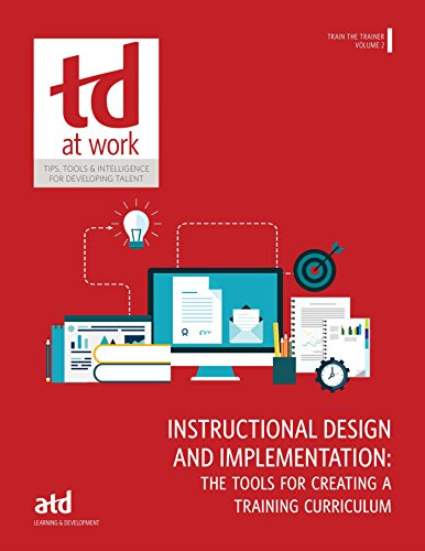 9781607281733: Train the Trainer, Volume 2: Instructional Design and Implementation