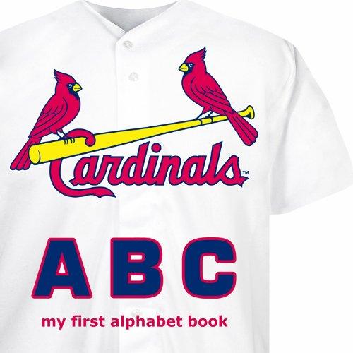 9781607300106: St. Louis Cardinals ABC (My First Alphabet Book)