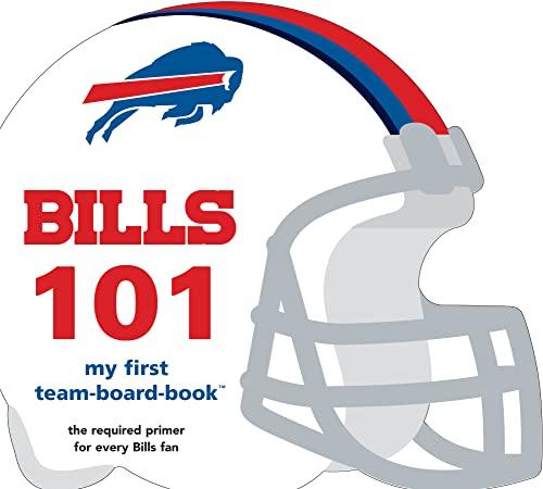 9781607301035: Buffalo Bills 101: My First Team-Board-Book (My First Team-board-books)