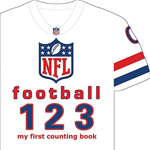 9781607301479: NFL Football 123: my first counting book