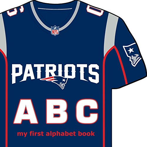 9781607301684: New England Patriots ABC: My First Alphabet Book (NFL ABC Board Books) (My First Alphabet Books (Michaelson Entertainment))