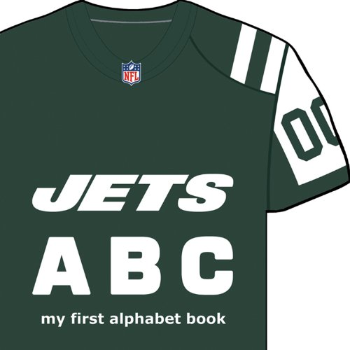 9781607301714: New York Jets ABC (My First Alphabet Books (Michaelson Entertainment)) (NFL ABC Board Books)
