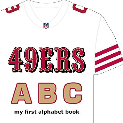 9781607301776: San Francisco 49ers ABC (My First Alphabet Books)
