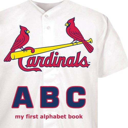 9781607302117: St. Louis Cardinals ABC (My First Alphabet Books)