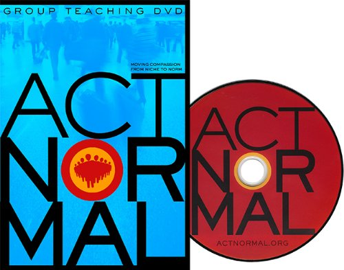 9781607310051: Act Normal Small Group DVD