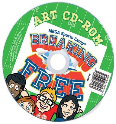 MSC Breaking Free Art CD-ROM*