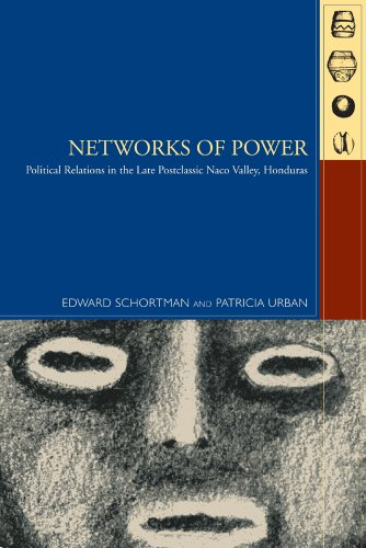 Networks of Power: Political Relations in the Late Postclassic Naco Valley (Hardback): Edward ...